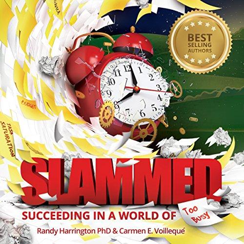 Slammed audiobook cover art