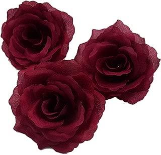 Best red silk flowers wholesale Reviews
