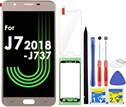 J7 Screen Replacement LCD Display Touch Digitizer Assembly for Samsung Galaxy J7 2018 SM-J737 J737A / J7 Refine 2018 J737P...