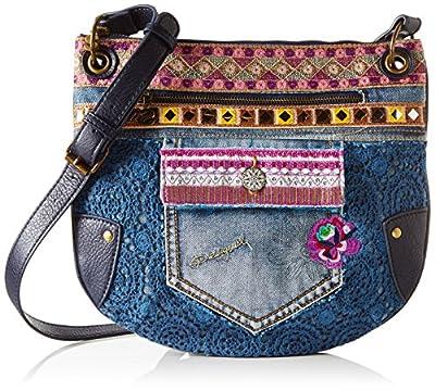 Desigual Brooklyn Exotic Jean Bag