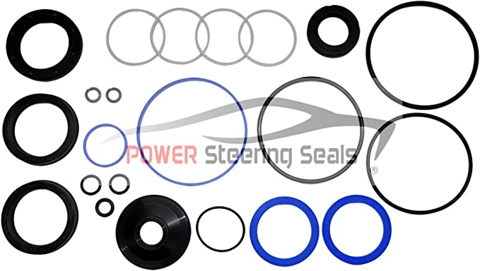 Replacement Parts Rukse Power Steering Gear Replacement Seal Kit ...