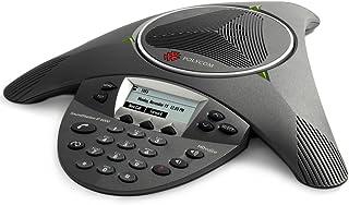 Polycom IP IP6000 Desk Phone SoundStation - Black
