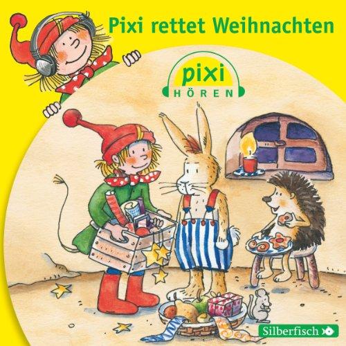 Pixi rettet Weihnachten audiobook cover art