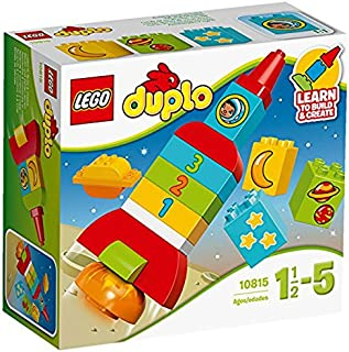 Lego Duplo - My First Rocket - Age 1.5-5 - 18 Pieces - 10815