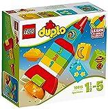 LEGO Duplo - Mi Primer Cohete, Multicolor (10815)