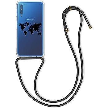 kwmobile Funda con Cuerda Compatible con Samsung Galaxy A7 (2018 ...