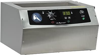 Sheldon Laboratory 74309-706 Stainless Steel Lab Armor Digital Bead Bath with 5L Beads, Microprocessor Control, 6L Capacity