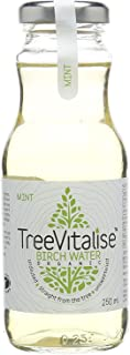 Tree Vitalise Organic Birch Water Mint 250 ml (Pack of 5)