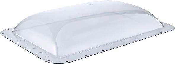 "RecPro RV Skylight | Clear | 14"" x 22"" | Camper Skylight | Food Truck Skylkight"