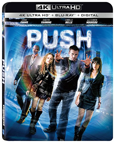 Push 4K Ultra HD [4K + Blu-ray]
