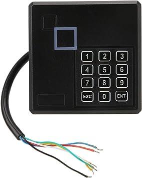 Sistema de control de acceso de entrada de puerta RFID ...