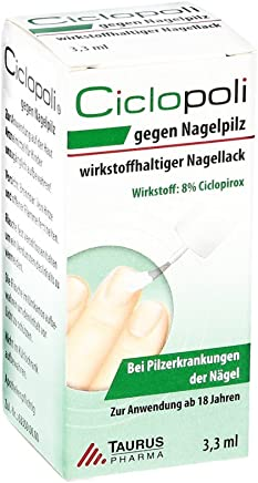 Ciclopoli gegen Nagelpilz 3.3 ml