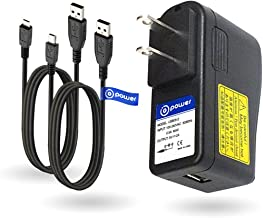 T-Power (5v) AC DC Adapter Compatible with Zoom AD-17 AD17 AD-0017D AD-17D, Zoom H1, H2n, H5, H6, Q2HD, Q4, Q2N, Q4N Q8 and R8 Recorders Power Supply Cord Cable PS Charger