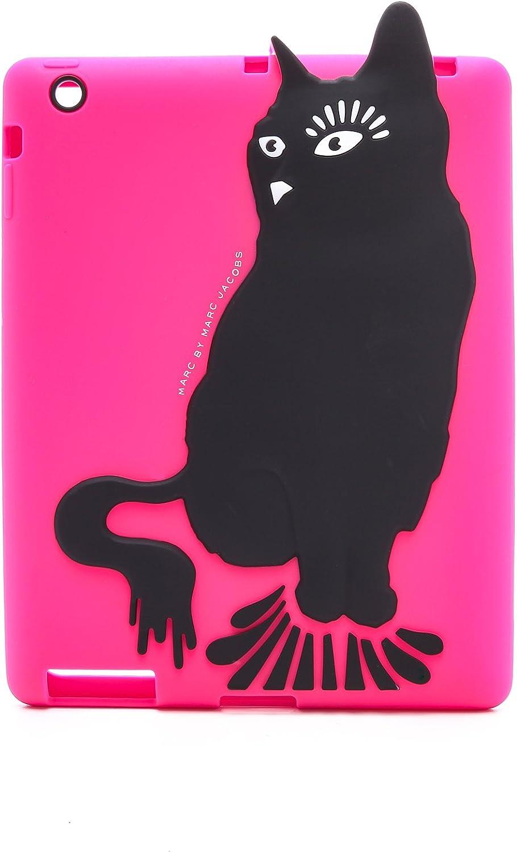 Amazon.com: Marc by Marc Jacobs Raised Rue iPad Case, Pop Pink ...
