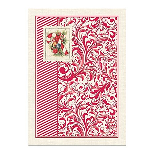 Top 10 Best Selling List for candy cane cotton kitchen towels