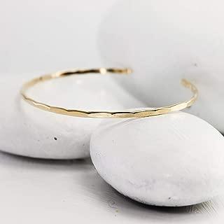handmade gold bracelets
