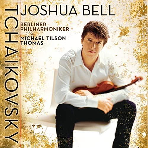 Joshua Bell, Michael Tilson Thomas, Berlin Philharmonic Orchestra