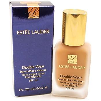 Fijador de maquillaje Double Wear de Estee Lauder con factor de protección solar 10 para mujeres, color beige, 1oz