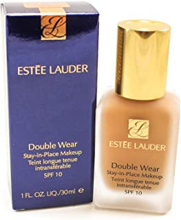 Estee Lauder Double Wear Stay-in-Place Makeup Spf 10 for Women, Shell Beige, 1 Ounce