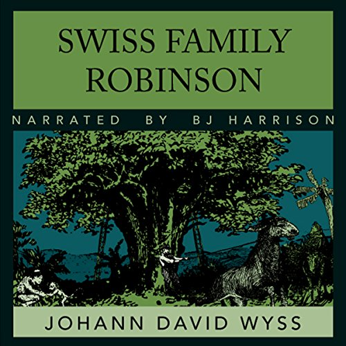 The Swiss Family Robinson cover art