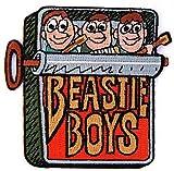 Beastie Boys AUFBÜGLER/EMBROIDERY PATCH #6 AUFNÄHER