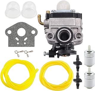 Leopop 753-1225 753-05251 Carburetor for Troy Bilt TB575SS TB525CS TB26TB TB490BC TB425CS TB475SS TB590BC TB146EC Ryobi 650R 825R 875R 890R Shindaiwa T230 T230X Trimmer WYL-19 WYL-19-1 WYL-229