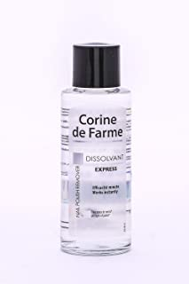 Nail Polish Remover by Corine De Farme 100ml, Pack of 1