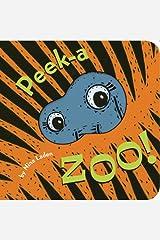 Peek-A-Zoo! Board book