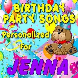 Happy Birthday to Jenna (Genna, Ginna, Jena)