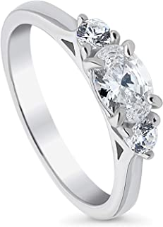 Best east west oval ring Reviews