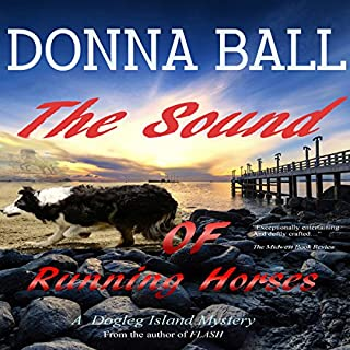 The Sound of Running Horses audiobook cover art