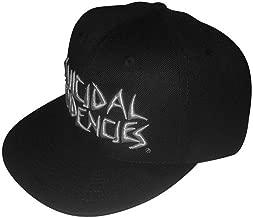 Suicidal Tendencies-og Flip A Black//Gold Snap Back Casquette