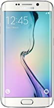 Samsung Galaxy S6 Edge G925A 32GB Unlocked GSM - White (Renewed)