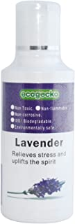 EcoGecko Therapeutic Fragrant Aroma Oil (100 ml) for Water Based Air Purifier Revitalizer Air Freshener, Lavender