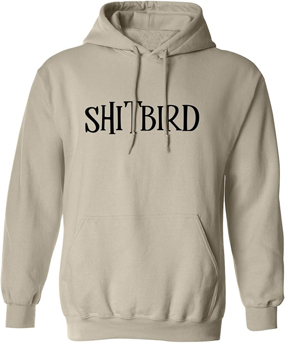 SHITBIRD Adult Hooded Sweatshirt