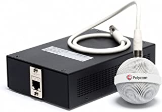 HDX Ceiling Microphone White - Extension- Kit