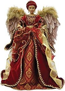 Santa's Workshop 3078 Aa Diva Angel Tree Topper, 16