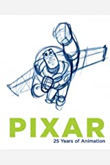 Pixar - 25 ans d'animation Capa comum
