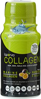 Laperva Collagen Passion Fruit Flavour, 60 ml x 12 Pieces (Pack of 1)