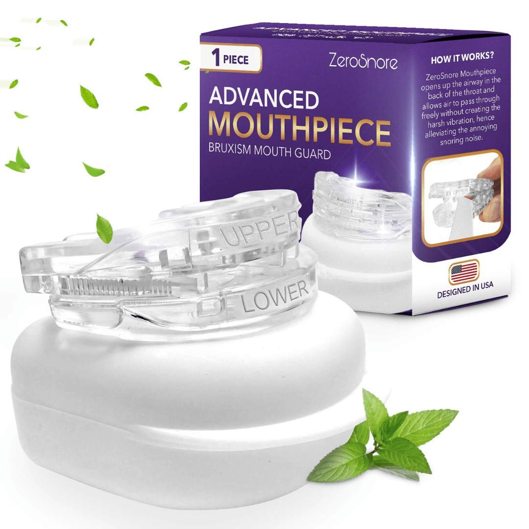 Adjustable Bruxism mouthpiece night device