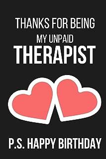 Best happy birthday therapist Reviews
