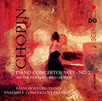 Piano Concertos No 1&2 Arr. for