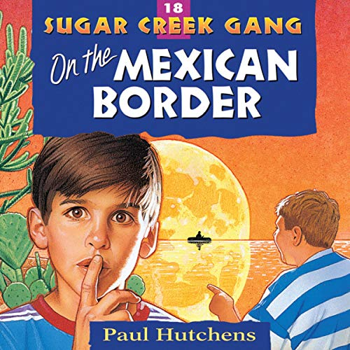 On the Mexican Border cover art