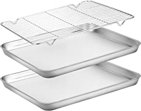 Best 10 x 12 toaster oven pan Reviews