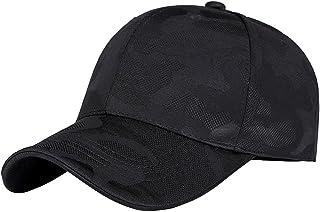 GGGK Baseball Cap,Unisex Men Women Camouflage Snapback Hat Hip-Hop Adjustable Caps Headwear