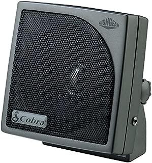 cobra s500 external speaker