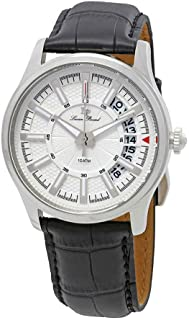 Men's LP-40025-02S Del Campo Analog Display Japanese Quartz Black Watch