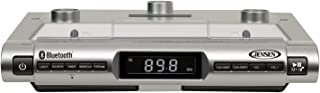 JENSEN SMPS-628 Under Cabinet Universal Bluetooth Music System