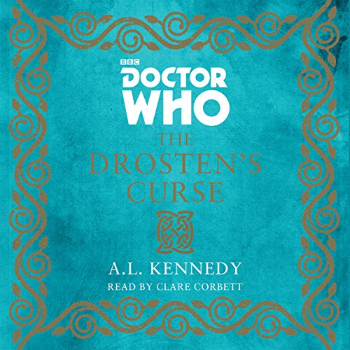 Doctor Who: The Drosten's Curse audiobook cover art