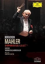 Mahler - Symphonies 4, 5, 6 / Leonard Bernstein, Edith Mathis, Wiener Philharmoniker